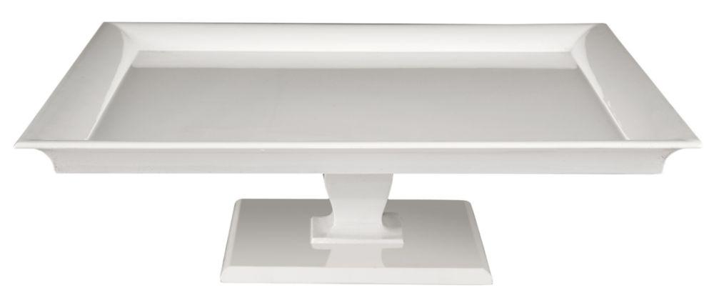 Ваза настольная Square Tray on Stand Wood / HA11114 (Square Tray on Stand)