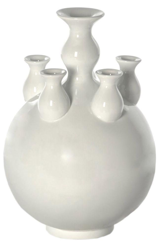 Купить Ваза настольная White Bubble в интернет магазине дизайнерской мебели и аксессуаров для дома и дачи
