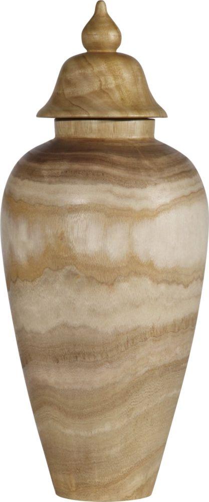 Купить Ваза настольная Bell Wood/HP-60/HP-15 / GB12028 (Bell) в интернет магазине дизайнерской мебели и аксессуаров для дома и дачи