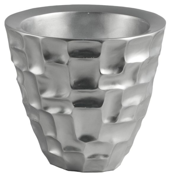 Ваза настольная Mother of Pearl Carved Vase / Silver / GF09013 (Mother of Pearl Carved Vase)