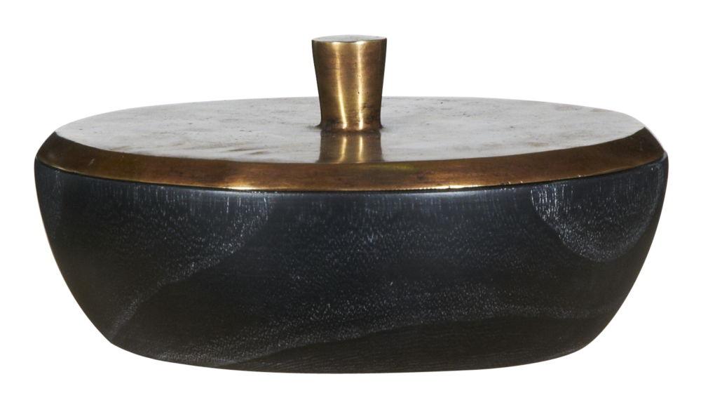 Ваза настольная Bowl Wood HP-11 stainless steel GB14022 (Bowl)