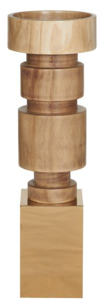 Ваза / Vase Wood HP-15/HP-60/stainless steel / GB13050 (Vase)