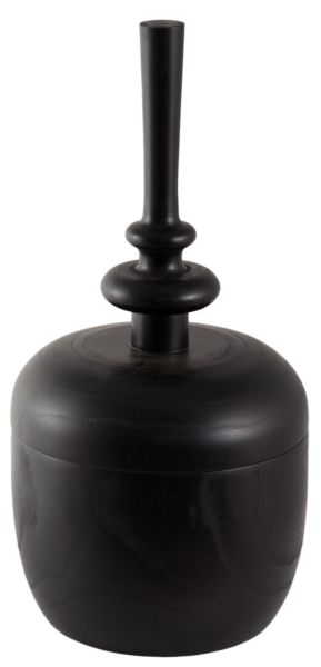 Ваза / Finial Wood Vase / GB12129 (Finial Wood Vase)