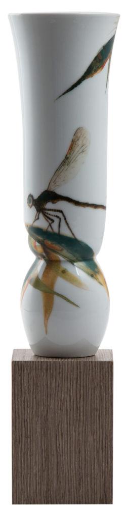 Купить Ваза настольная Dragonfly green big в интернет магазине дизайнерской мебели и аксессуаров для дома и дачи