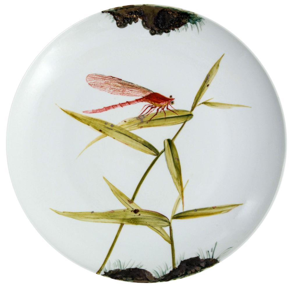 Купить Тарелка декоративная HC14152 (HC14152) в интернет магазине дизайнерской мебели и аксессуаров для дома и дачи