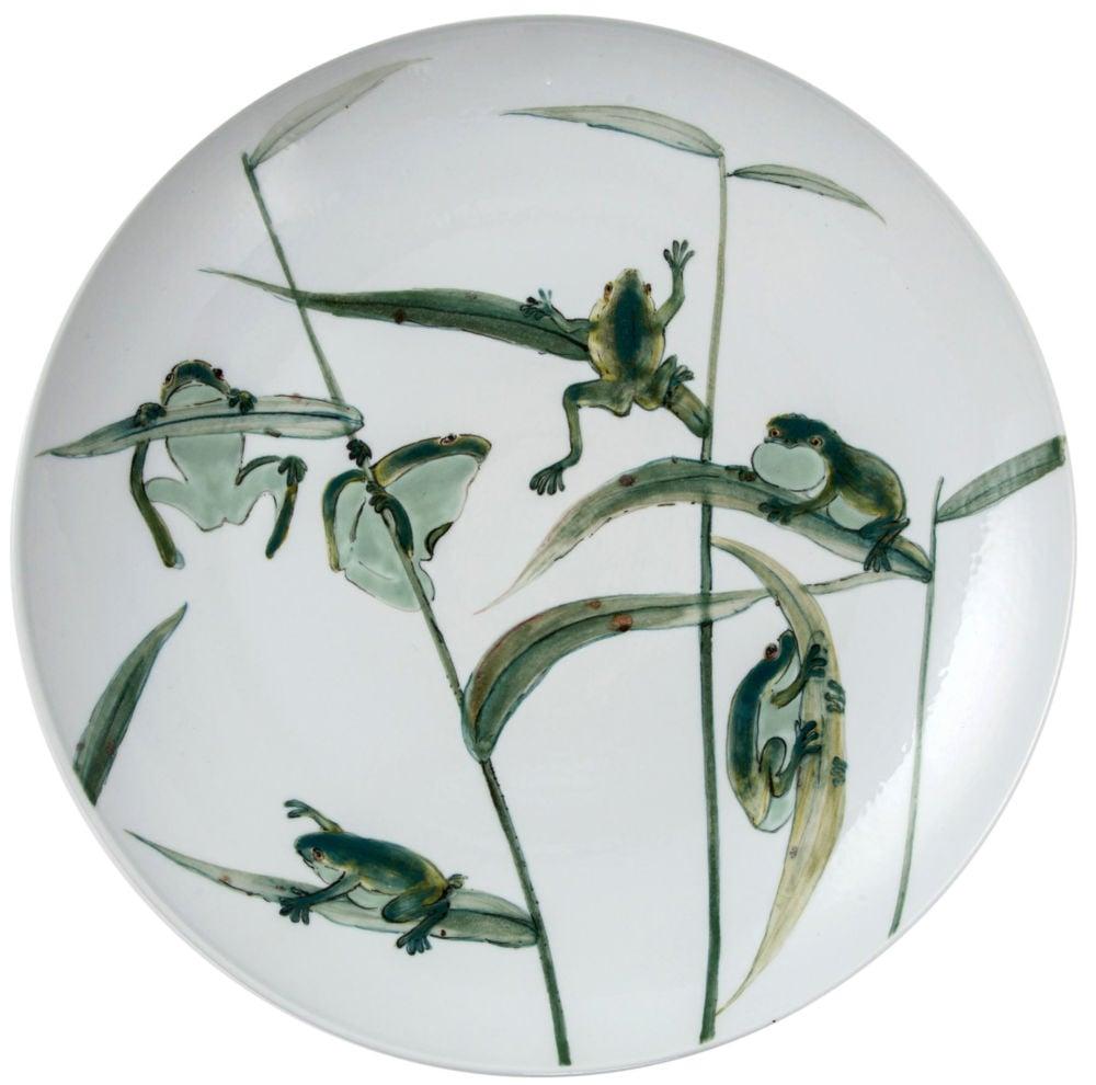 Купить Тарелка декоративная HC14150 (HC14150) в интернет магазине дизайнерской мебели и аксессуаров для дома и дачи