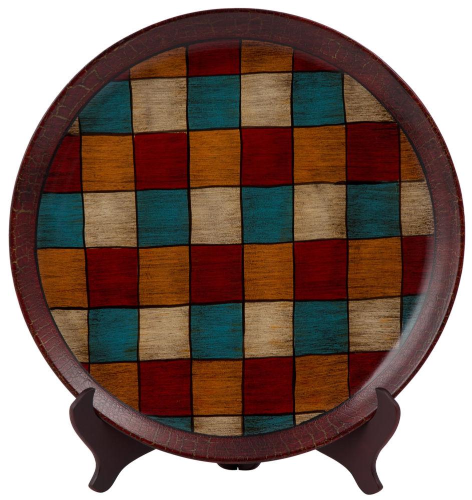 Тарелка декоративная / JCQ-5583 (JCQ-5583), 07224