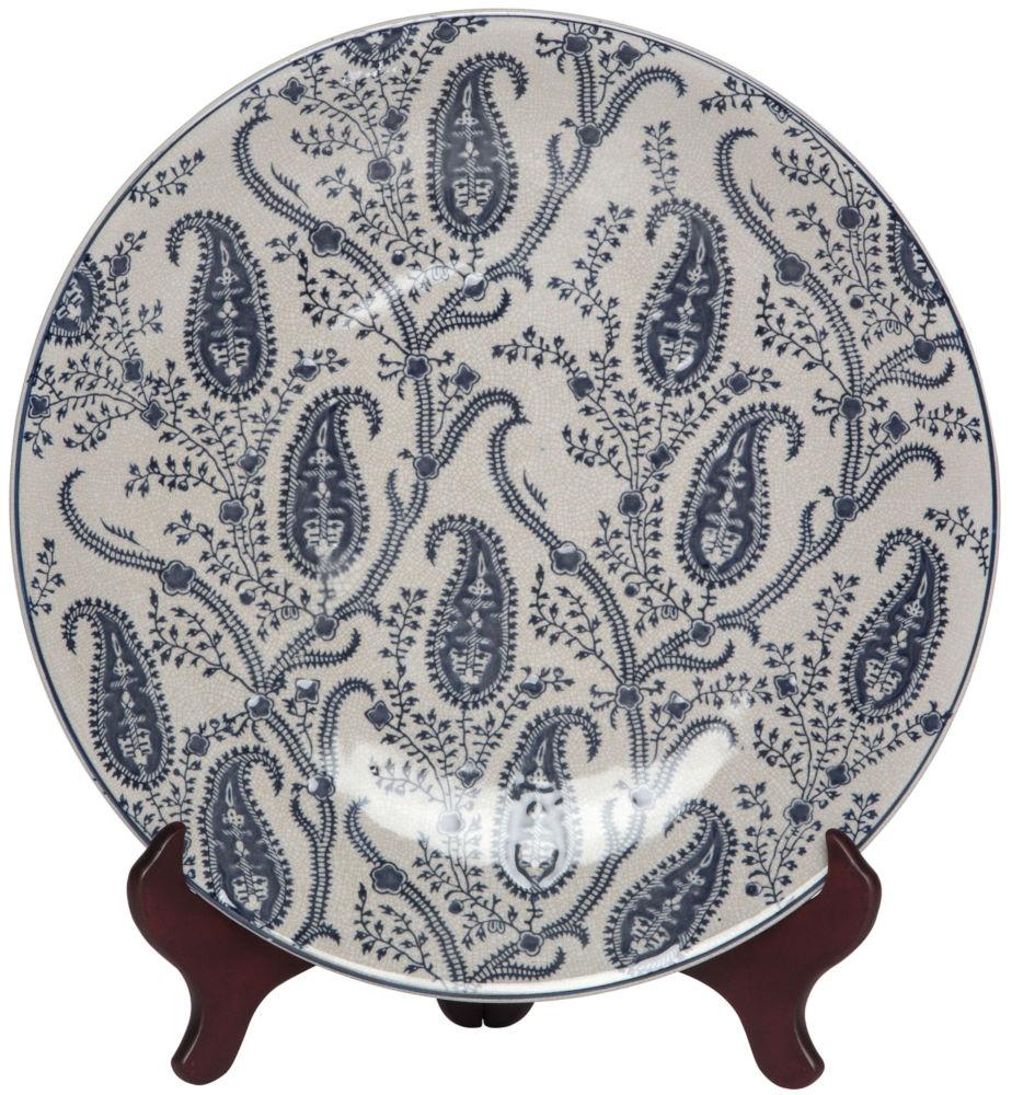 Купить Тарелка декоративная / JC8Y-846 (JC8Y-846) в интернет магазине дизайнерской мебели и аксессуаров для дома и дачи