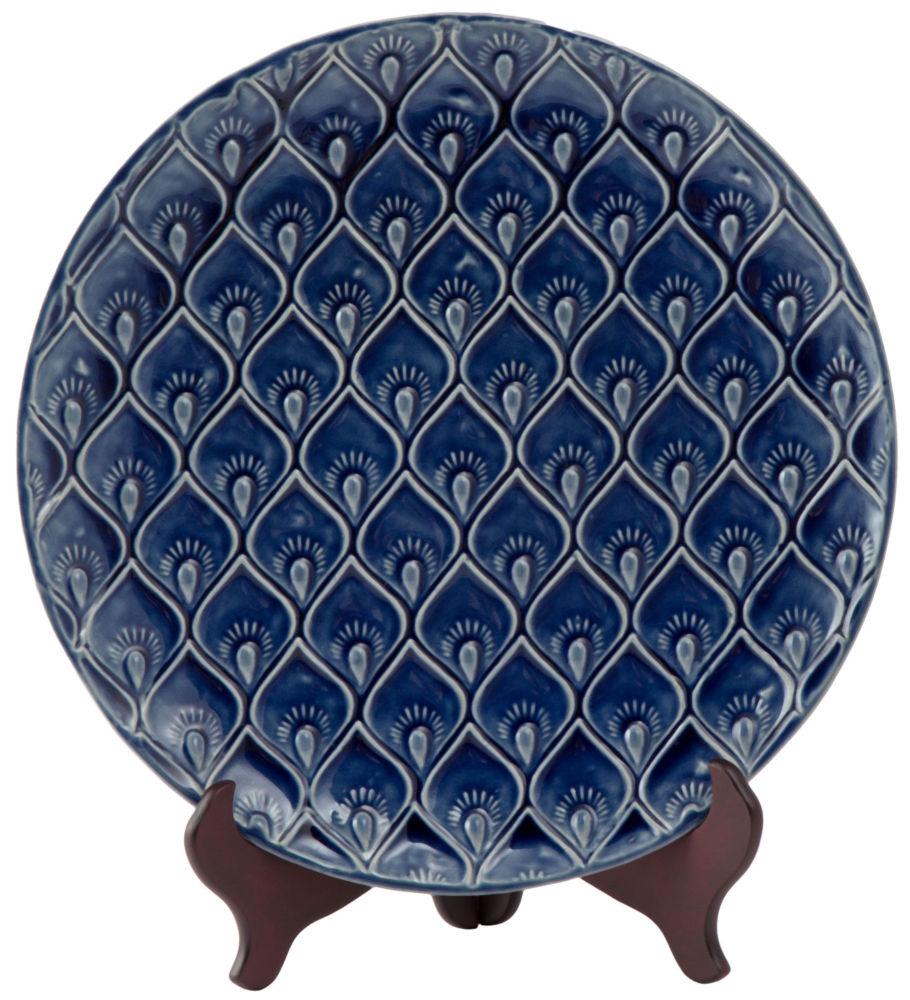 Купить Тарелка декоративная / JCU-1300 (JCU-1300) в интернет магазине дизайнерской мебели и аксессуаров для дома и дачи