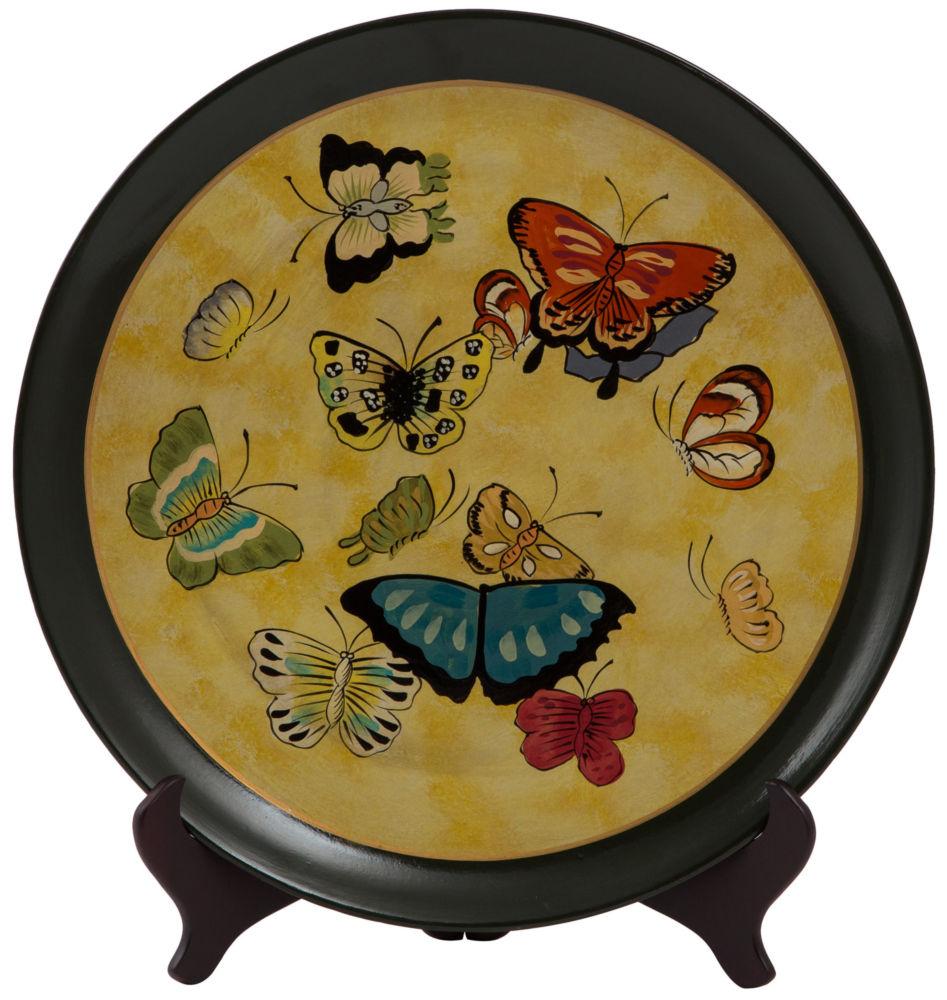 Тарелка декоративная / JCD-7168 (JCD-7168)