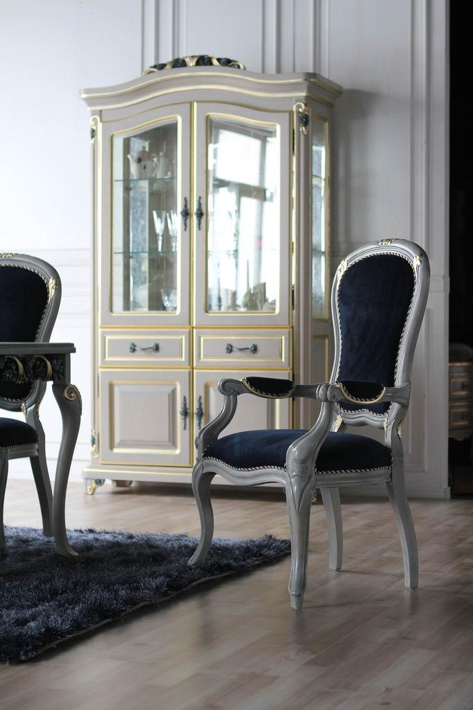 Купить Шкаф-витрина Toscana в интернет магазине дизайнерской мебели и аксессуаров для дома и дачи