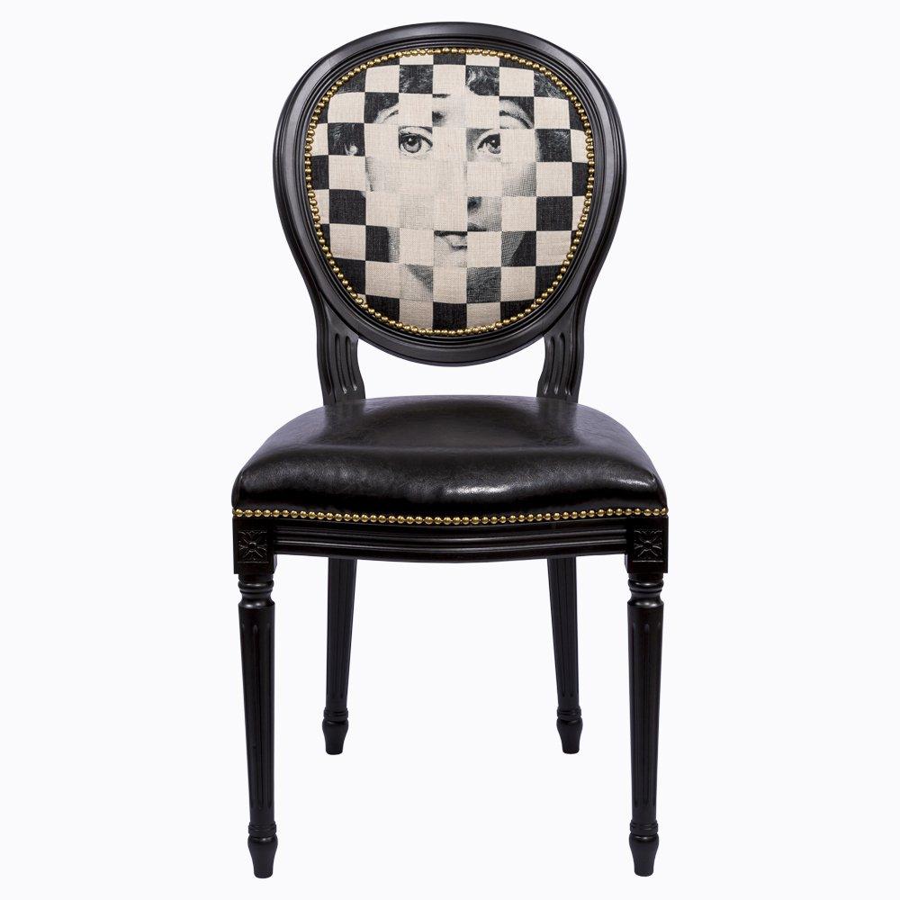 Купить Стул Эксельсиор Fornasetti в интернет магазине дизайнерской мебели и аксессуаров для дома и дачи