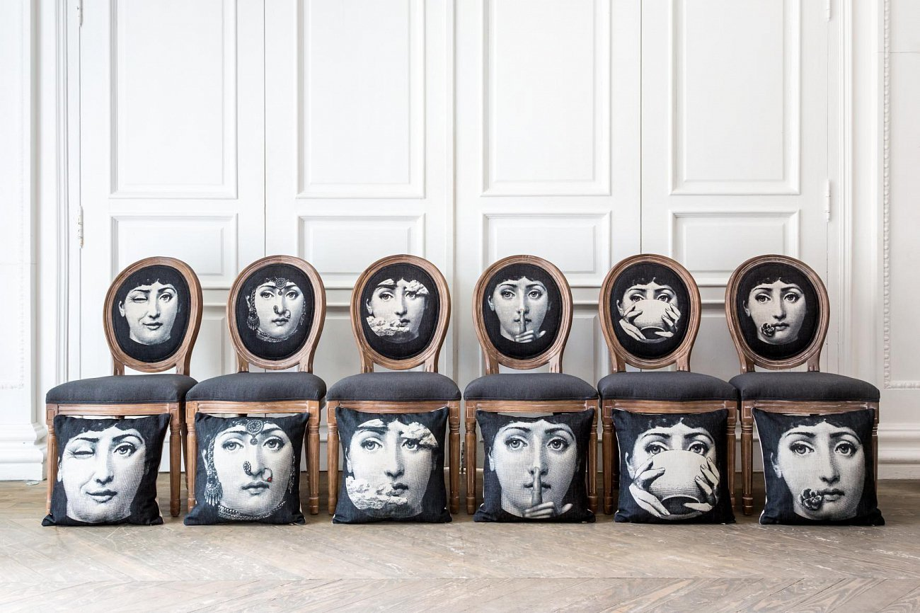 Стул Tea Time Fornasetti