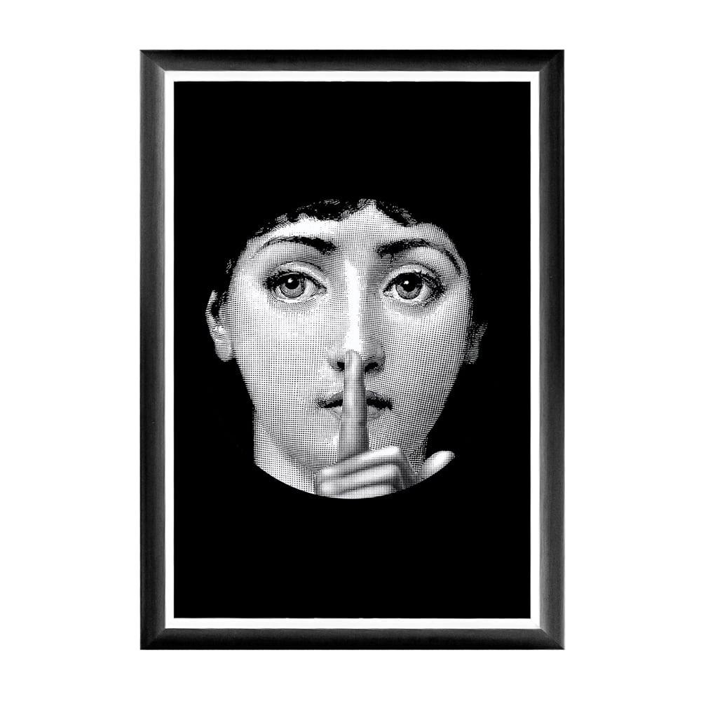 Арт-постер Секрет Fornasetti, OM-D-PR01