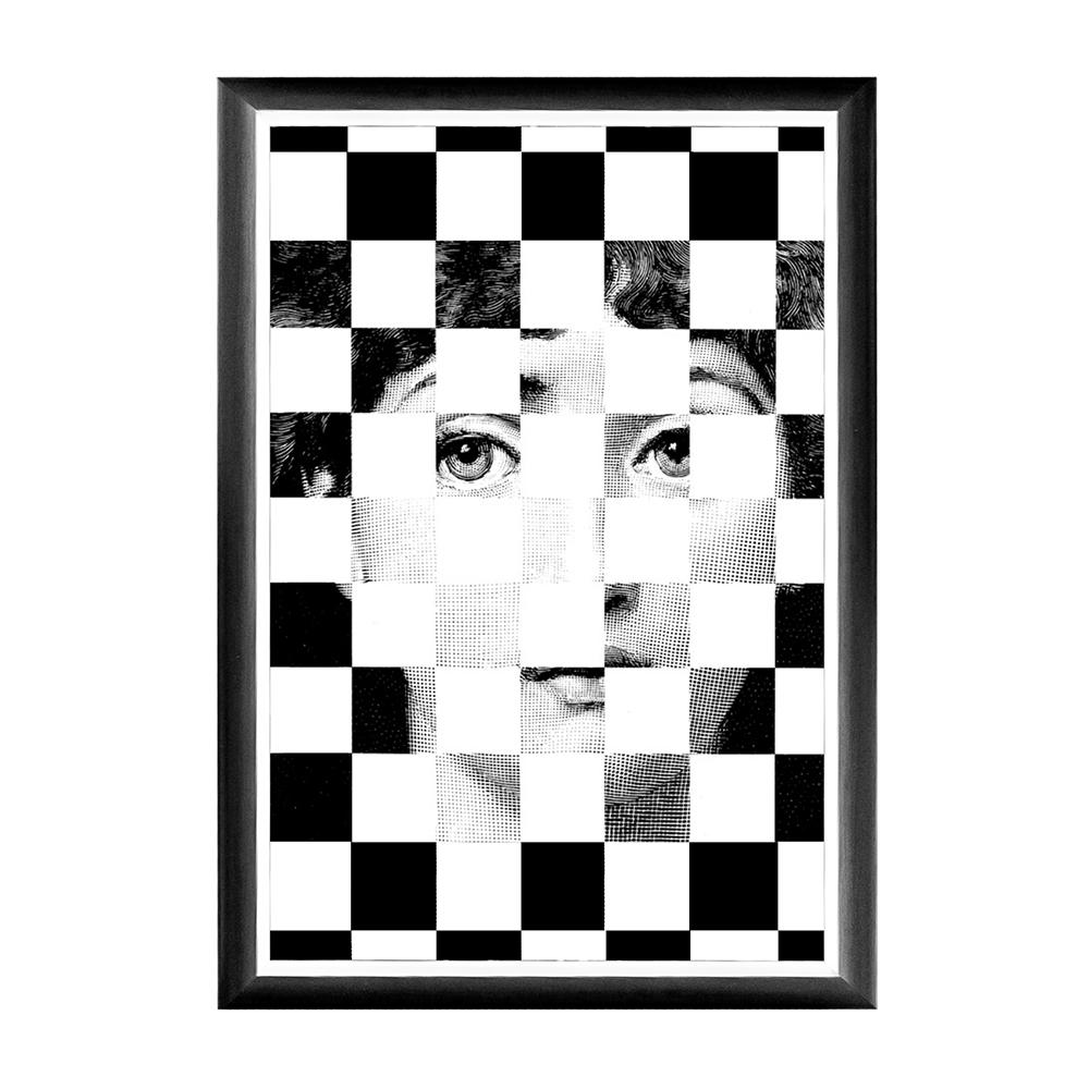 Арт-постер Эксельсиор Fornasetti, OM-D-PR04