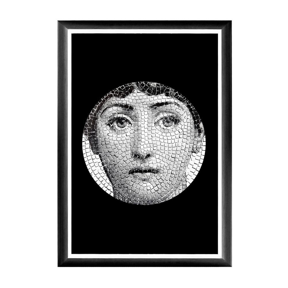 Арт-постер Мозаика Fornasetti, OM-D-PR06