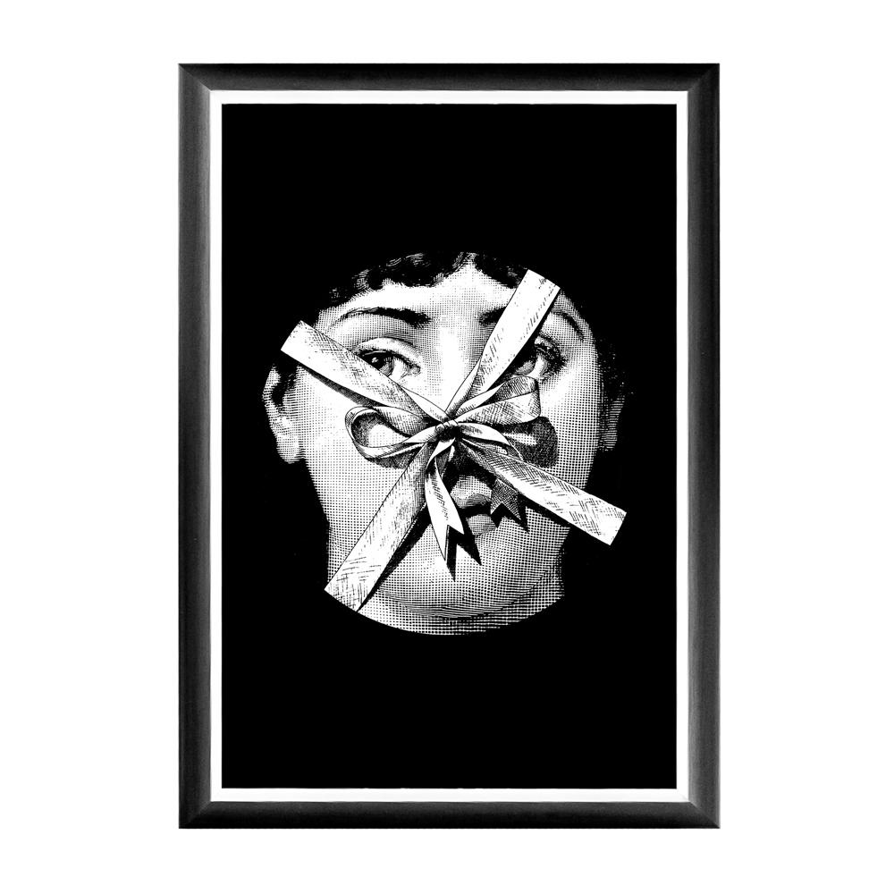 Купить Арт-постер Презент Fornasetti в интернет магазине дизайнерской мебели и аксессуаров для дома и дачи