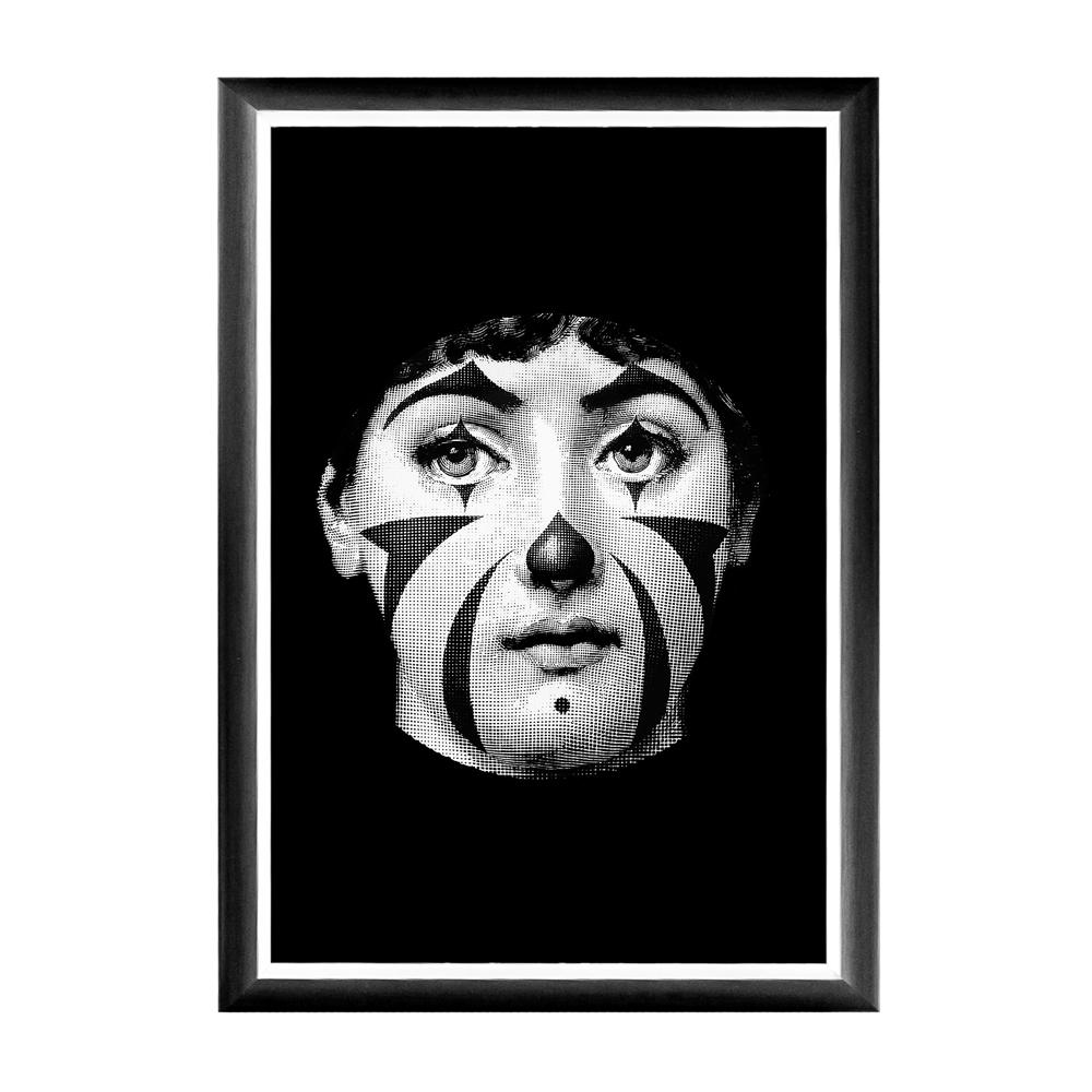 Купить Арт-постер Цирк Fornasetti в интернет магазине дизайнерской мебели и аксессуаров для дома и дачи