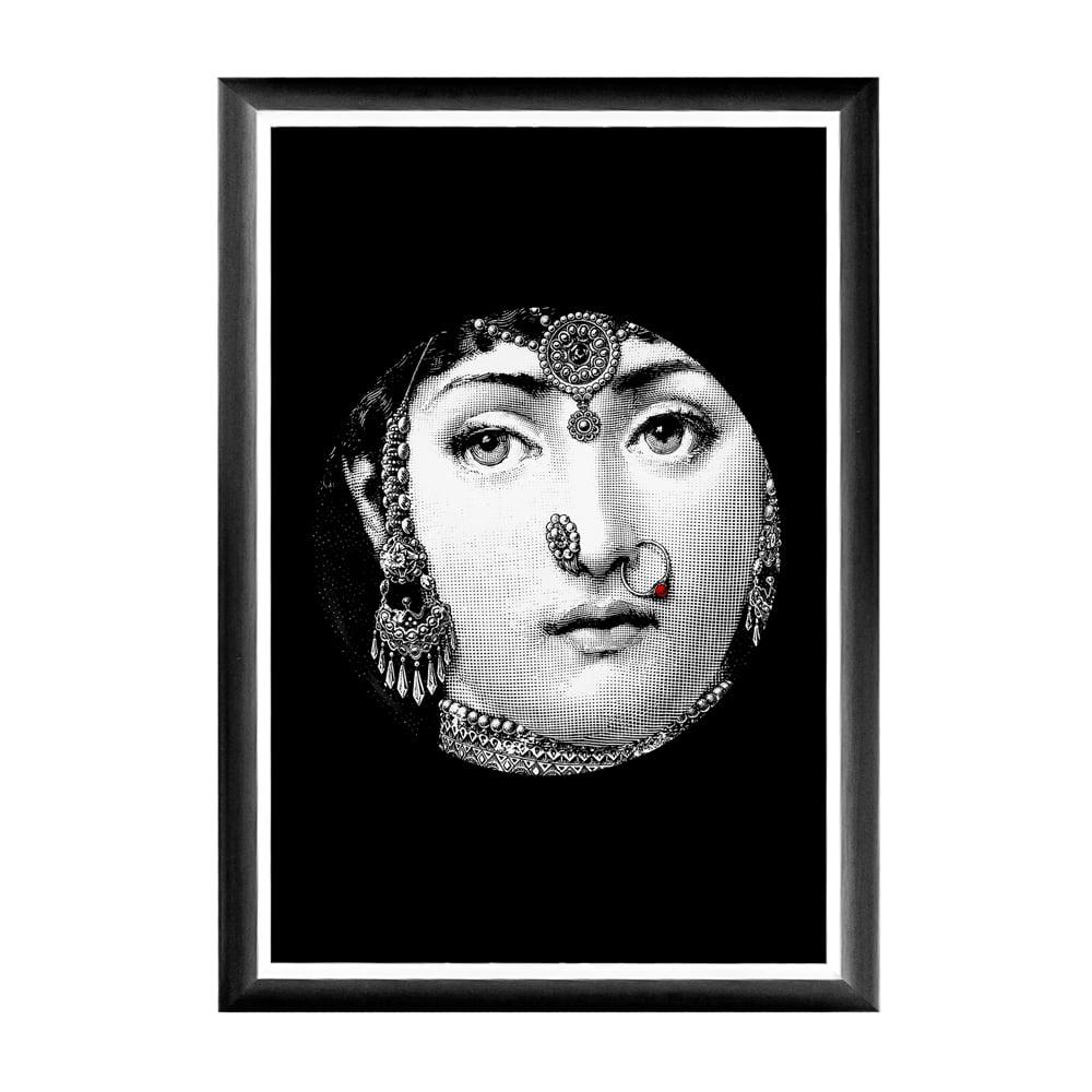 Арт-постер Индия Fornasetti, OM-D-PR12