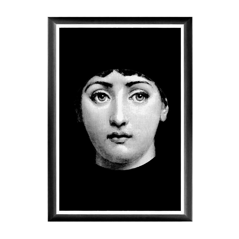 Купить Арт-постер Моно Лина Fornasetti в интернет магазине дизайнерской мебели и аксессуаров для дома и дачи
