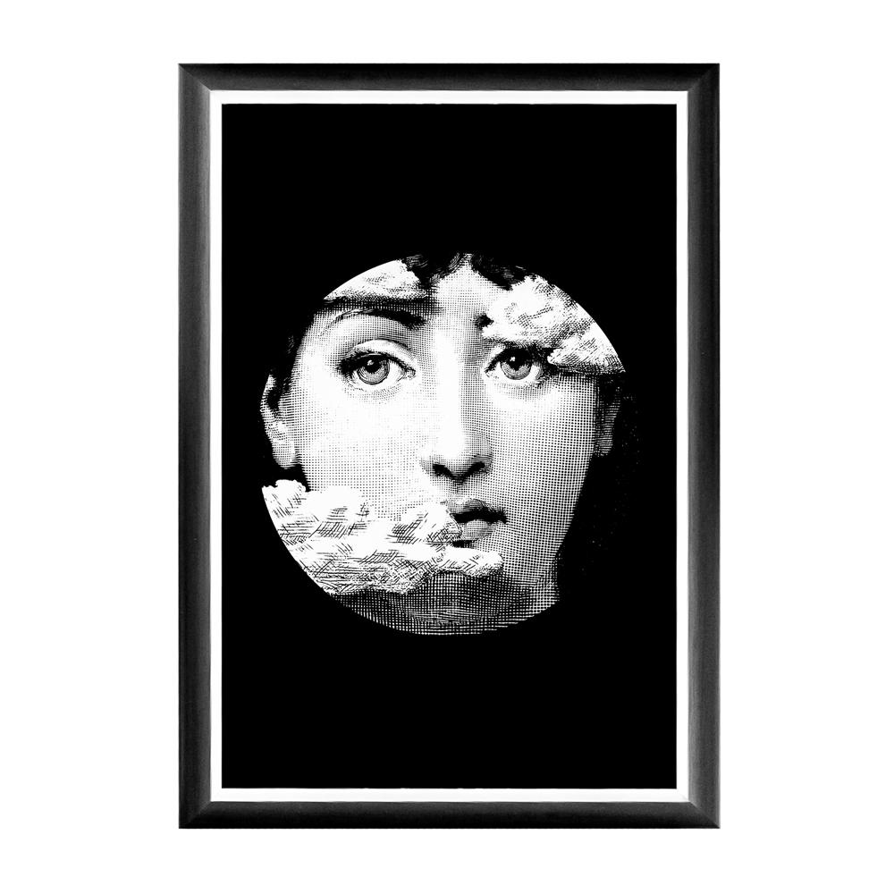 Арт-постер Седьмое небо Fornasetti, OM-D-PR15