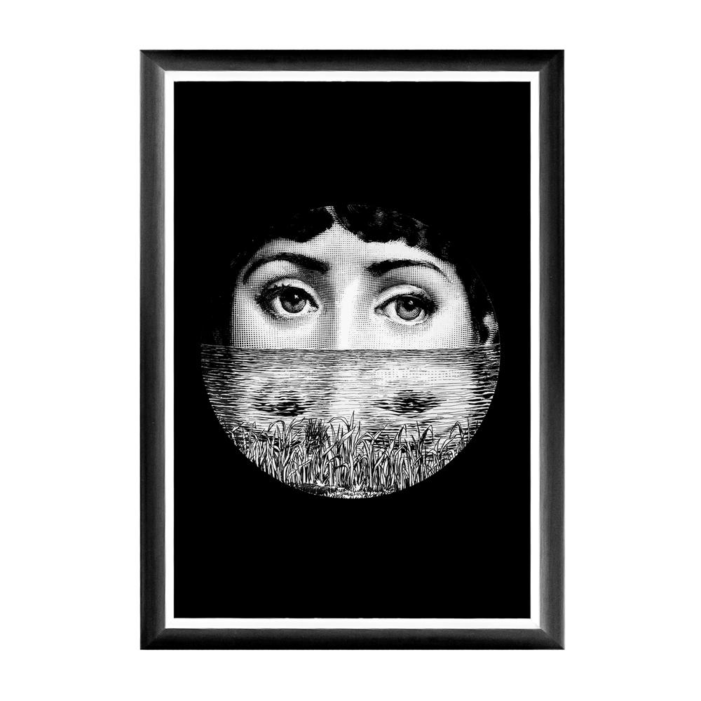 Арт-постер Погружение Fornasetti, OM-D-PR17