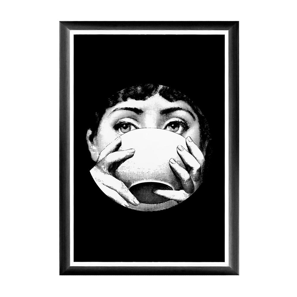 Арт-постер Tea Time Fornasetti, OM-D-PR18