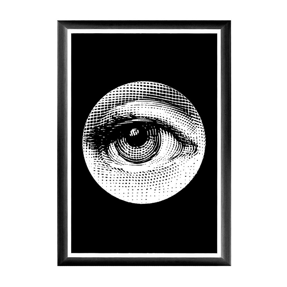 Арт-постер Монокль Fornasetti, OM-D-PR22