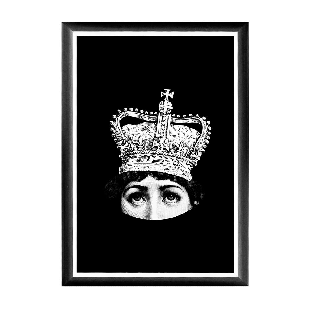 Купить Арт-постер Империя Fornasetti в интернет магазине дизайнерской мебели и аксессуаров для дома и дачи