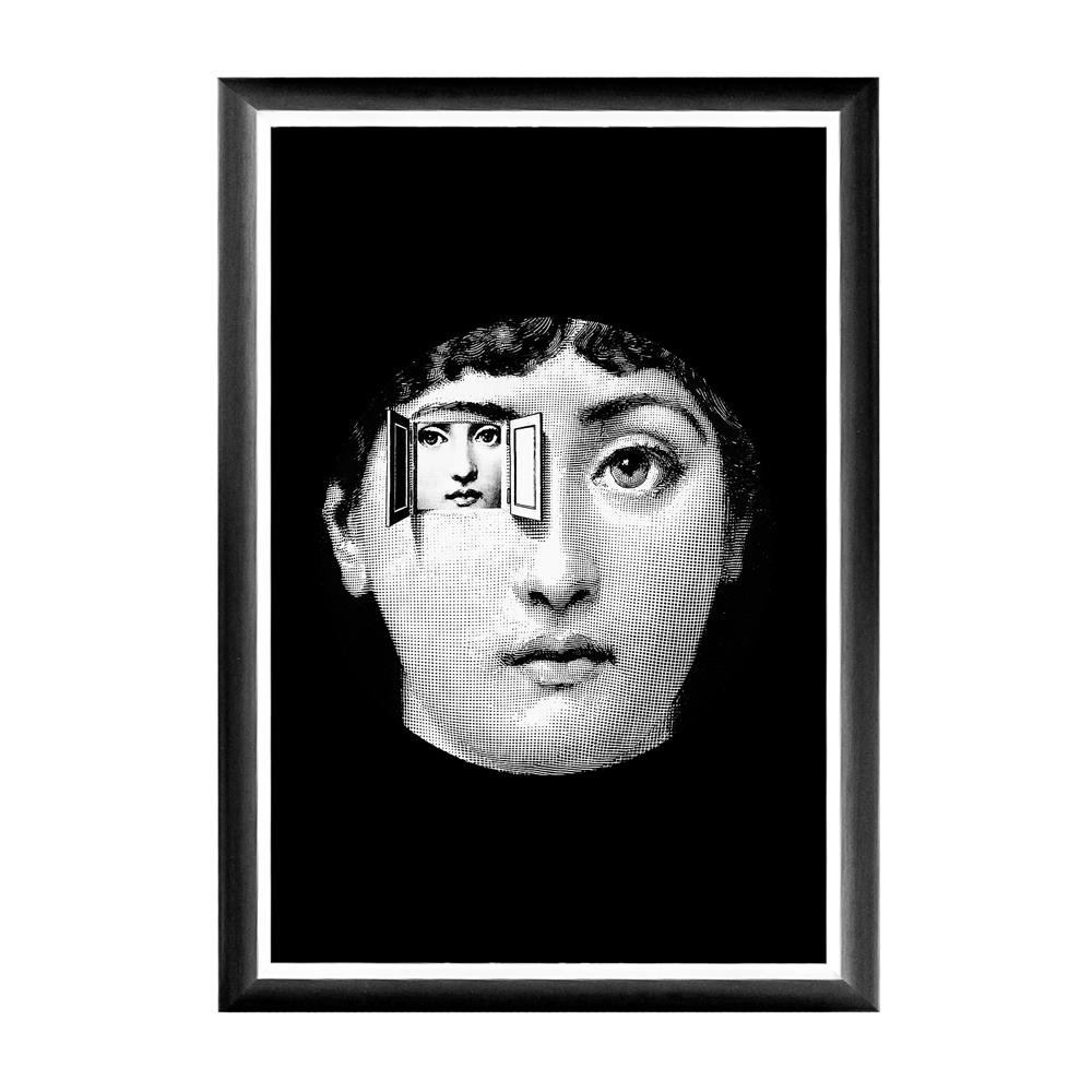 Арт-постер Дали Fornasetti, OM-D-PR26