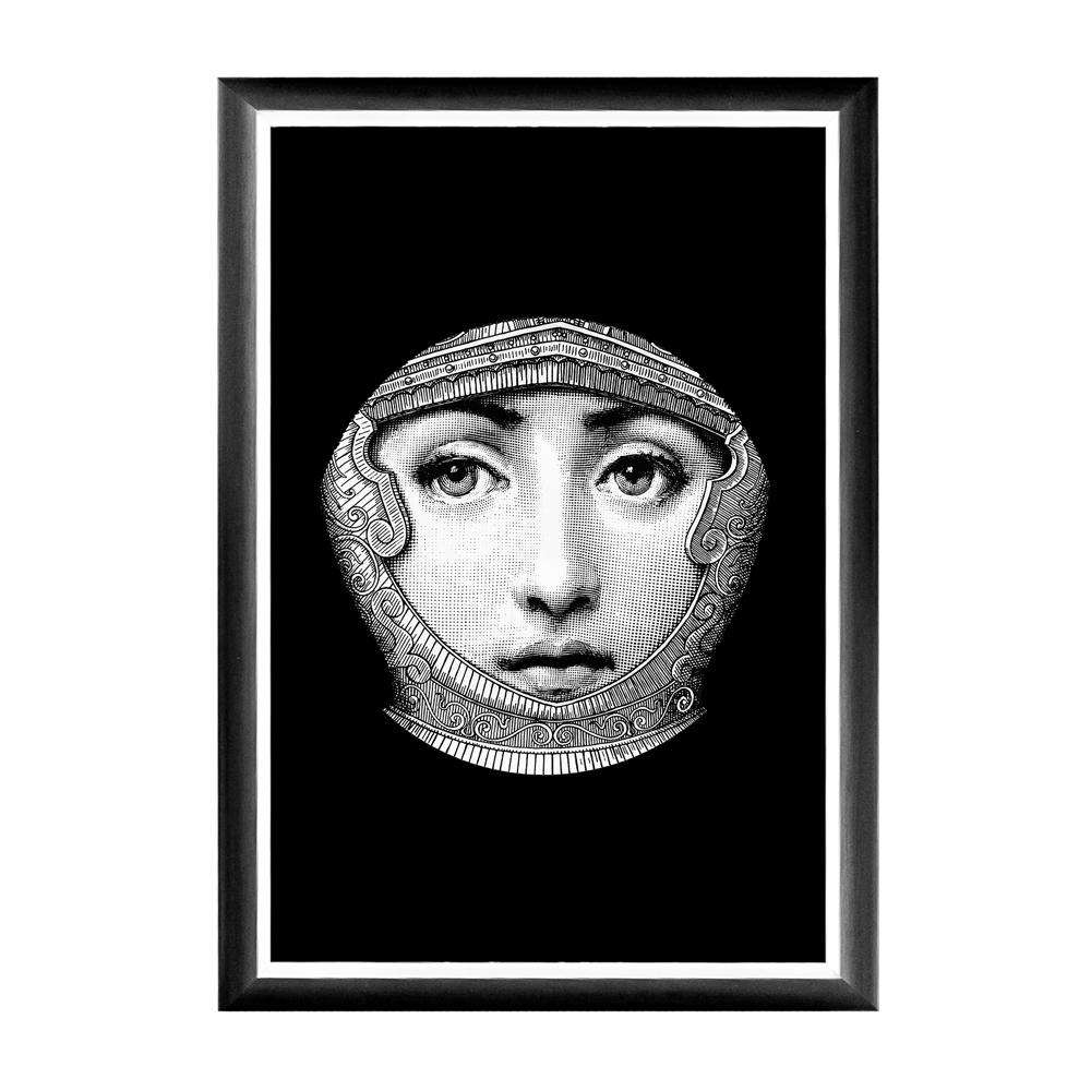 Купить Арт-постер Колизей Fornasetti в интернет магазине дизайнерской мебели и аксессуаров для дома и дачи