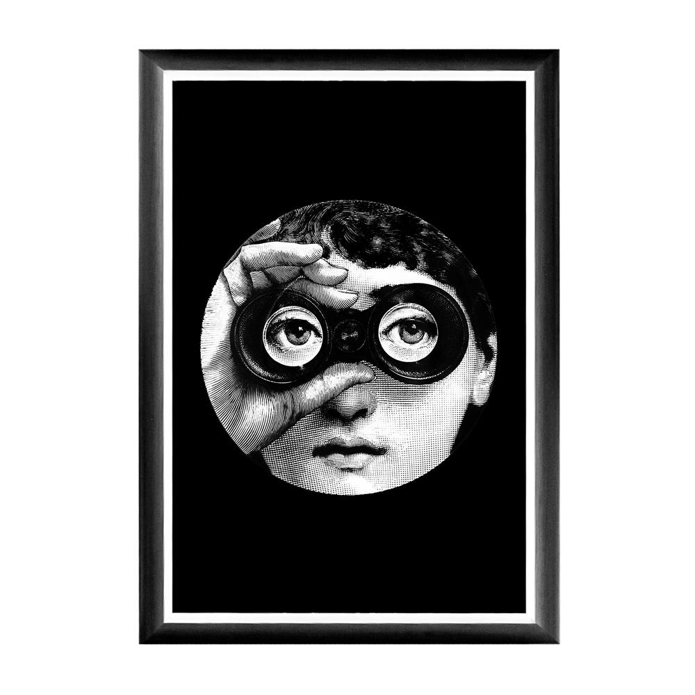 Купить Арт-постер Опера Fornasetti в интернет магазине дизайнерской мебели и аксессуаров для дома и дачи