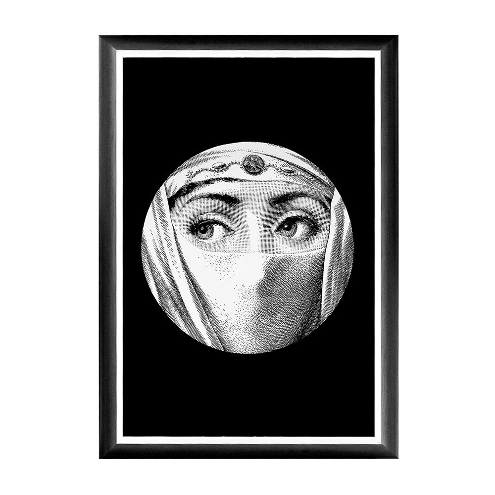 Купить Арт-постер Этника Fornasetti в интернет магазине дизайнерской мебели и аксессуаров для дома и дачи