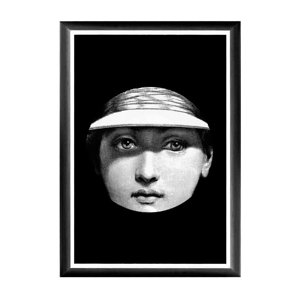 Арт-постер Ницца Fornasetti, OM-D-PR32