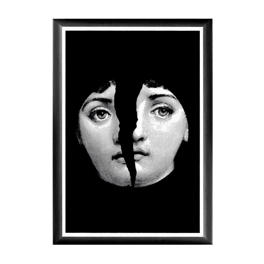Арт-постер Альтер Эго Fornasetti, OM-D-PR34