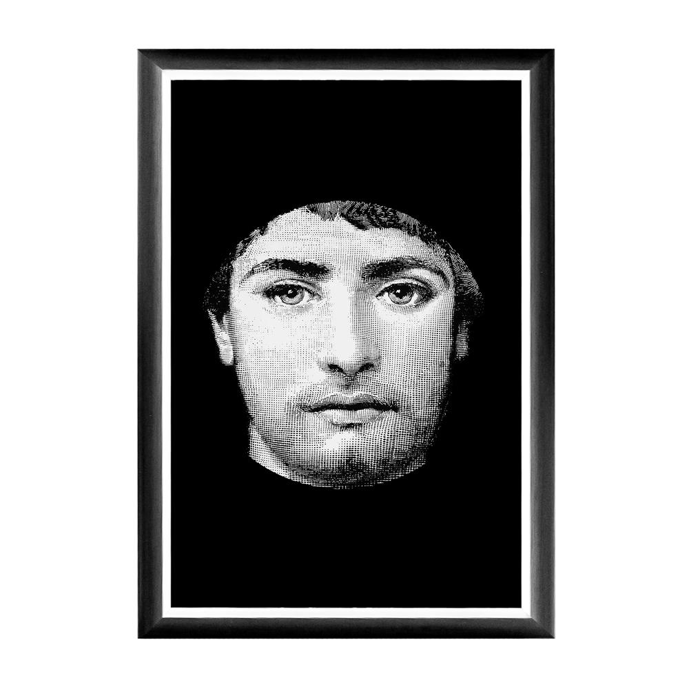 Купить Арт-постер Метаморфоза Fornasetti в интернет магазине дизайнерской мебели и аксессуаров для дома и дачи