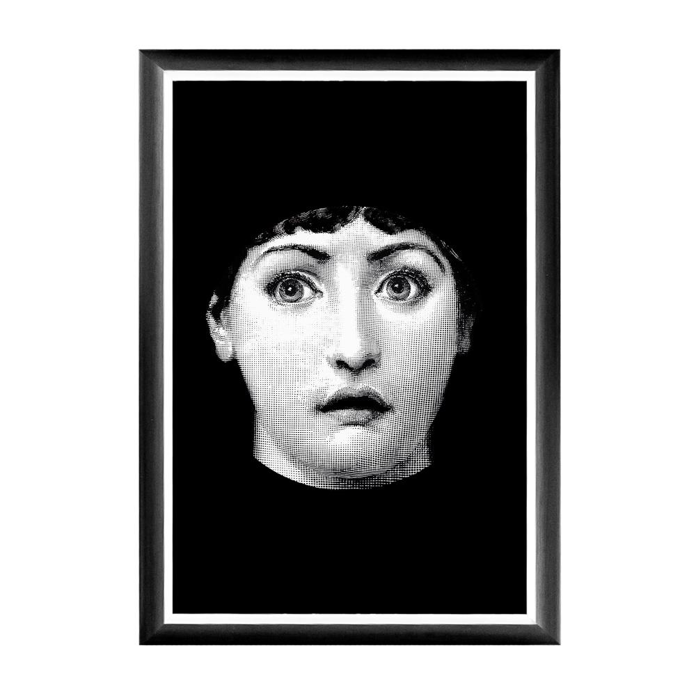 Купить Арт-постер Нюанс Fornasetti в интернет магазине дизайнерской мебели и аксессуаров для дома и дачи