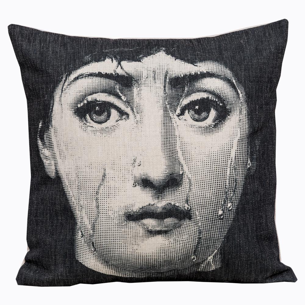 Арт-подушка Просто дождь Fornasetti