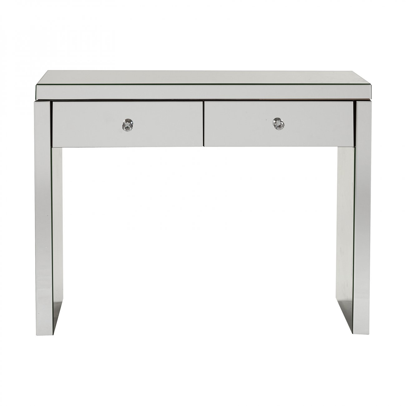 Купить Зеркальный консольный столик Limoges в интернет магазине дизайнерской мебели и аксессуаров для дома и дачи