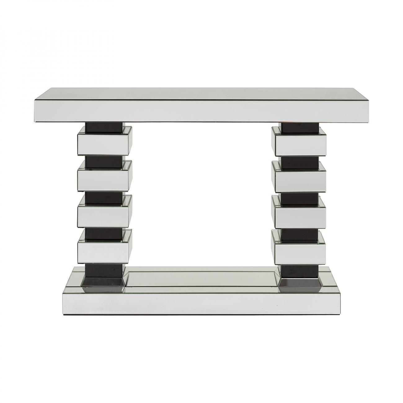 Купить Зеркальный консольный столик Nancy в интернет магазине дизайнерской мебели и аксессуаров для дома и дачи