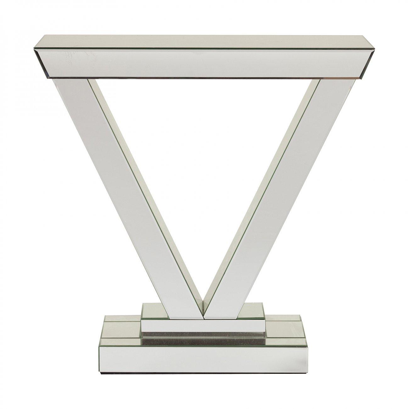 Купить Зеркальный консольный столик Avignon в интернет магазине дизайнерской мебели и аксессуаров для дома и дачи