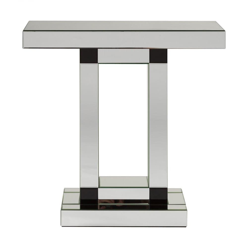 Зеркальный консольный столик Poitiers