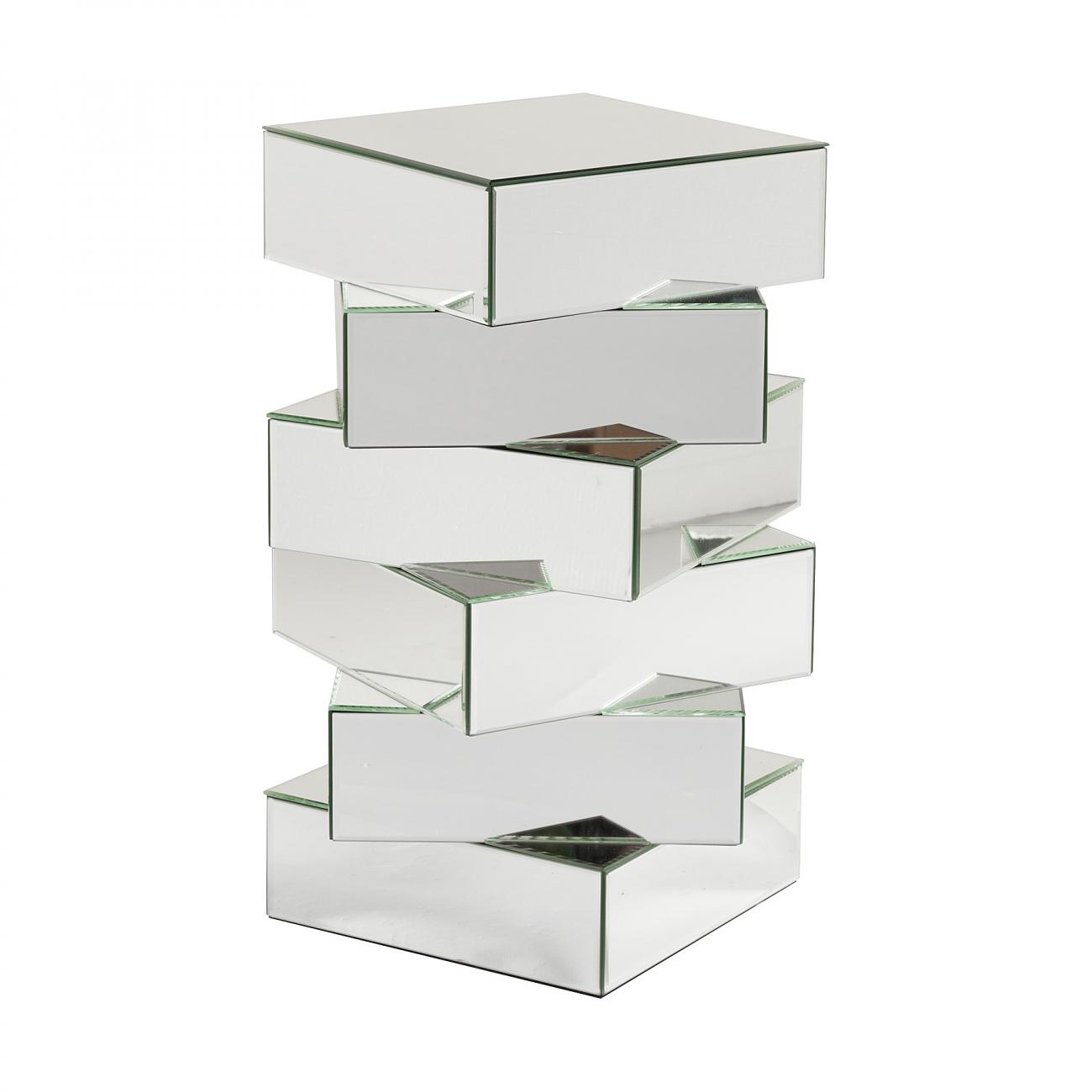 Купить Зеркальный кофейный столик Beziers в интернет магазине дизайнерской мебели и аксессуаров для дома и дачи