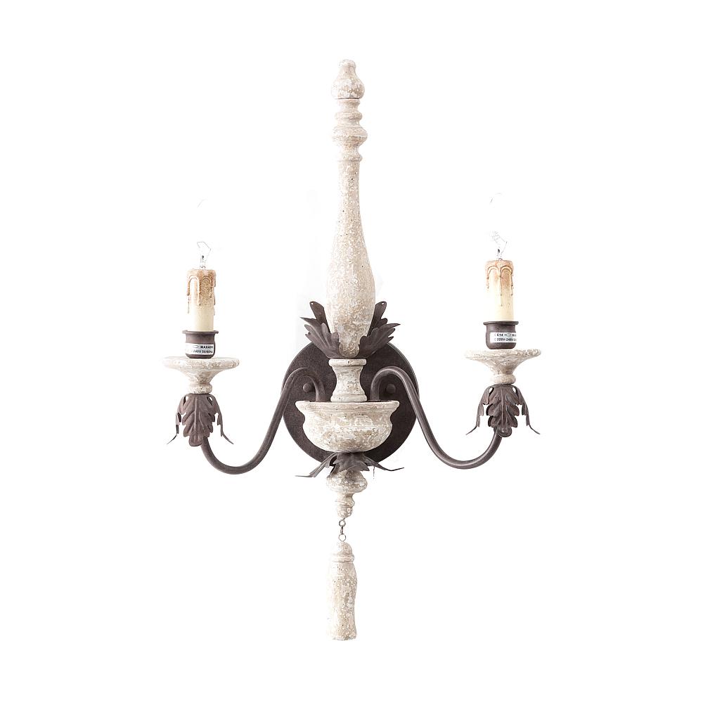 Бра IvengoБра и канделябры<br>Очень интересное декоративное бра Ivengo <br>прекрасно разместится на стене любого помещения <br>в вашей квартире или доме, подчеркнет декоративные <br>детали, шик и ваш вкус. Вместо обычных ламп <br>накаливания для экономии можно применять <br>компактные люминесцентные лампочки мощностью <br>10-14 Ватт или светодиодные на 5-7 Ватт. При <br>помощи этого обворожительного настенного <br>светильника можно замечательно осветить <br>часть вашего помещения приблизительно <br>в 6-8 кв.м.<br><br>Цвет: Чёрный, Бежевый<br>Материал: Металл, Дерево<br>Вес кг: 1,2<br>Длина см: 40<br>Ширина см: 20<br>Высота см: 62