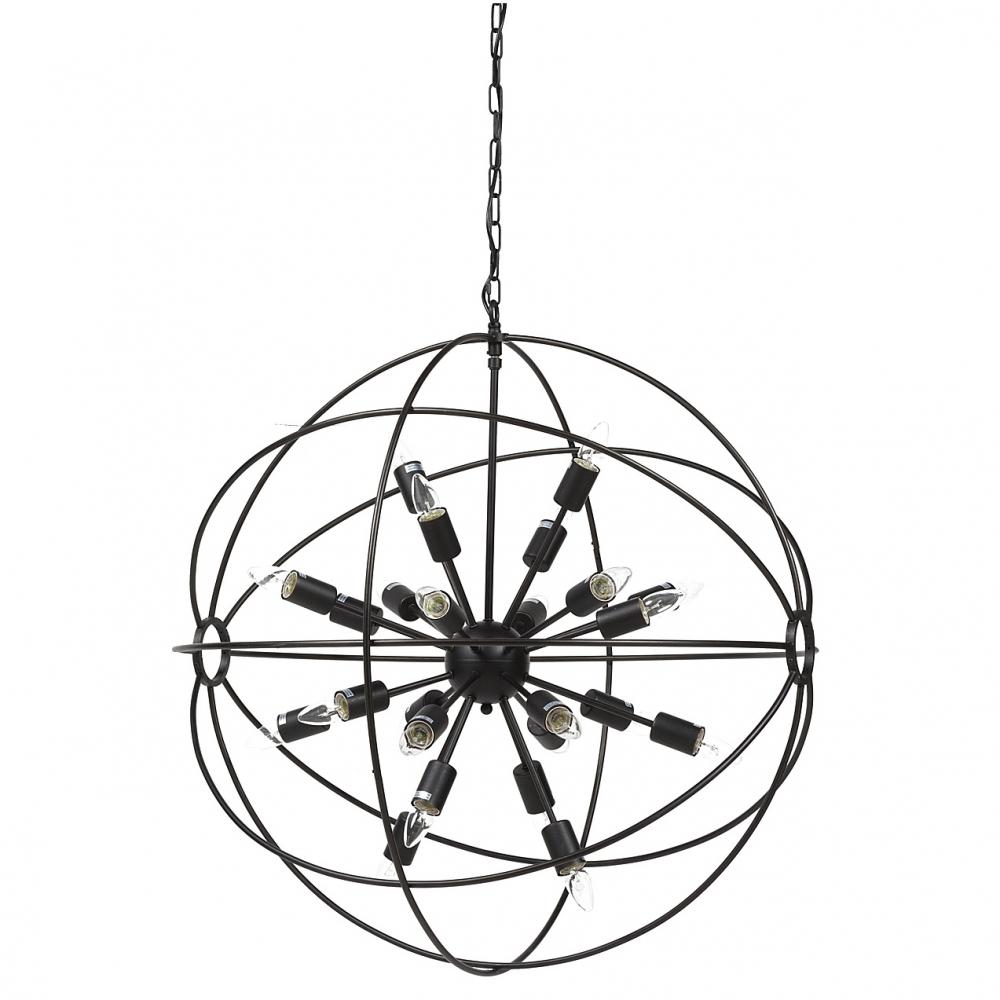 Люстра Altaro Grande DG-HOME Направление хай-тек возникло в конце прошедшего  столетия и его главными отличительными  особенностями является практически полное  отсутствие декоративных элементов и предельная  функциональность. Люстра Altaro Grande — яркий  представитель стиля хай-тек среди осветительных  конструкций. Но при этом ее более, чем скромный,  декор восполняется интересной игрой светового  потока на металлических поверхностях глубокого  черного оттенка. Дизайн люстры на первый  взгляд простоват и урбанистичен. Но он цепляет  взгляд чистотой линий, взаимосвязью немногих  деталей, оригинальностью. Светильник можно  использовать при оформлении кухонных и  спальных помещений, прихожих, кабинетов  и офисов. Он превосходно будет сочетаться  с другими осветительными конструкциями,  свойственными стилю лофт и хай-тек, ведь  такие интерьеры отличаются простором и  требуют хорошего, качественного освещения.  Люстра Altaro Grande помимо всего, выполнена в  превосходном качестве, соответствующем  разумной цене.