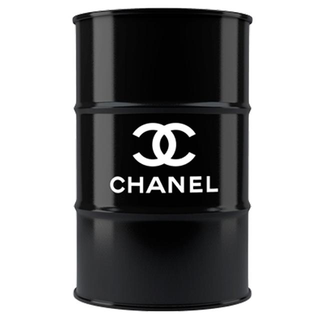 Купить Декоративная бочка Chanel M в интернет магазине дизайнерской мебели и аксессуаров для дома и дачи