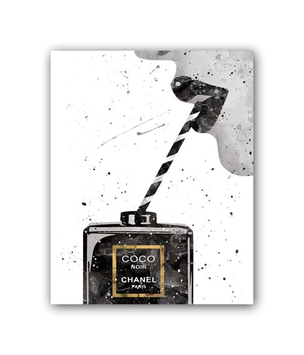 Фото Постер Drink Coco А3. Купить с доставкой