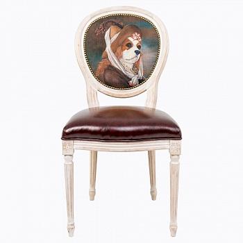 Купить Стул Музейный экспонат, версия 28 в интернет магазине дизайнерской мебели и аксессуаров для дома и дачи