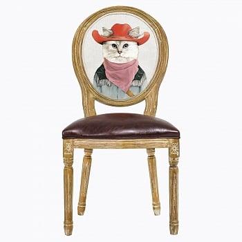 Купить Стул Мистер Ковбой в интернет магазине дизайнерской мебели и аксессуаров для дома и дачи