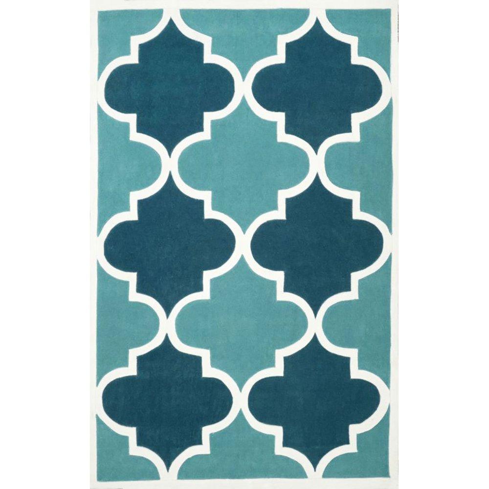 Купить Ковер Trelli бирюза 3 5 м в интернет магазине дизайнерской мебели и аксессуаров для дома и дачи